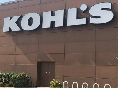 kohl's front