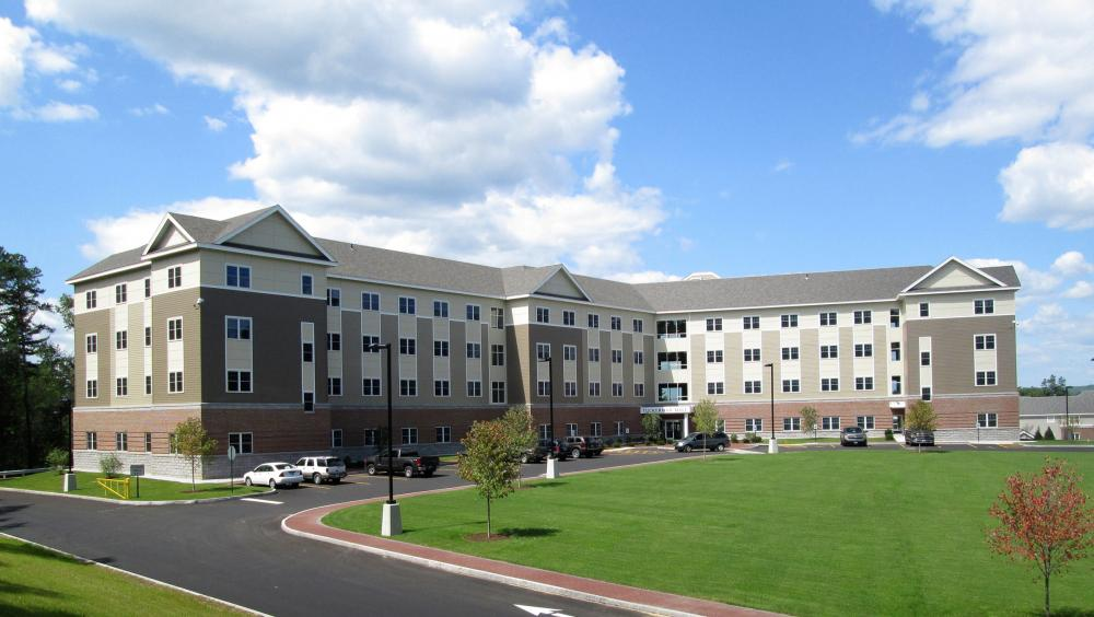 Southern New Hampshire University Tuckerman Hall